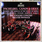 Canon and Gigue in D Major: I. Canon - The English Concert & Trevor Pinnock
